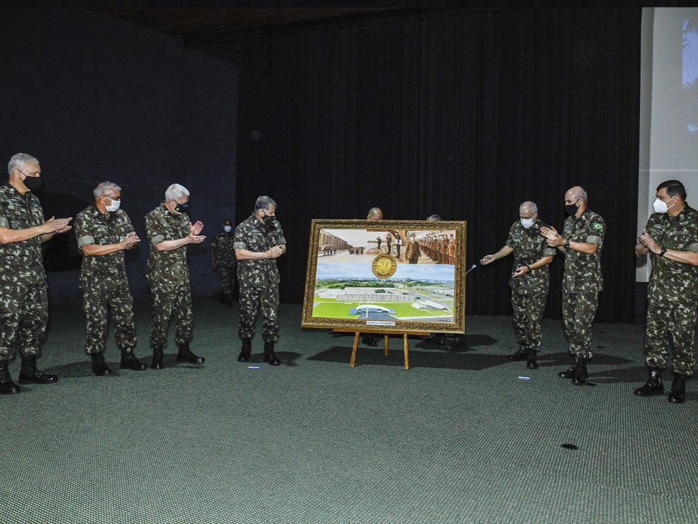 Quartel-General do Exército, o Forte Caxias, completa 50 anos