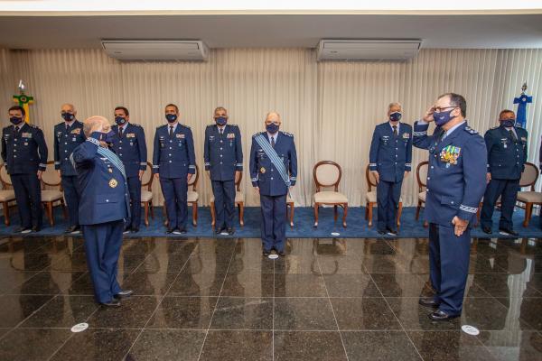 Comando-Geral do Pessoal da Aeronáutica tem novo Comandante