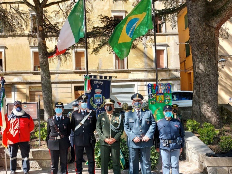 Municípios italianos comemoram 76 anos da FEB na campanha no vale do rio Reno