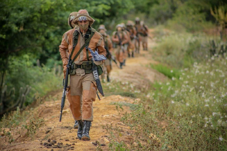 Estágio de adestramento forma 180 novos combatentes de caatinga