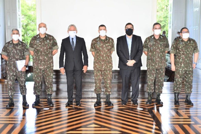 Advocacia Geral da União entrega prêmio ao Comando Militar do Norte e à 8ª Região Militar