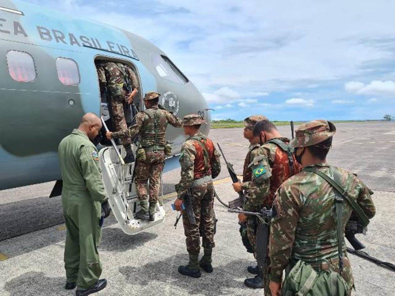 Brigada de Infantaria de Selva inicia preparativos para Operação Amazônia 2021
