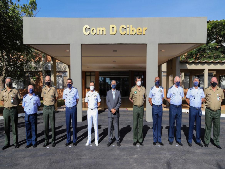 Comando de Defesa Cibernética realiza seminário sobre defesa cibernética e guerra do futuro