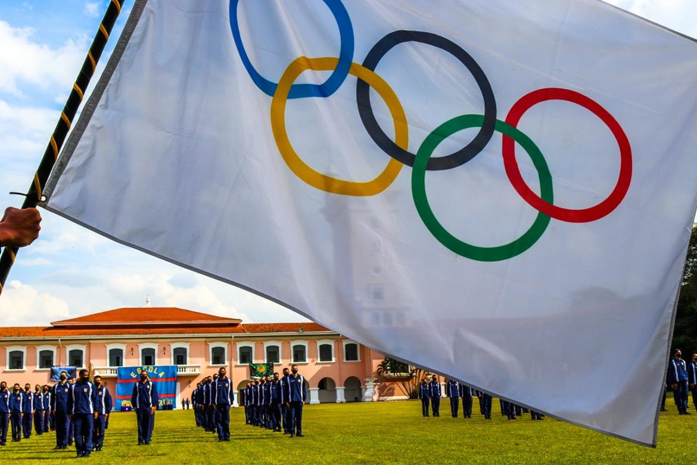 Escola Preparatória de Cadetes faz olimpíada entre alunos