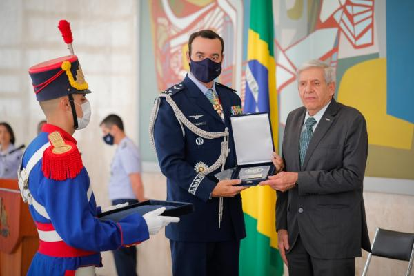 Cerimônia marca passagem da Secretaria de Assuntos de Defesa e Segurança Nacional