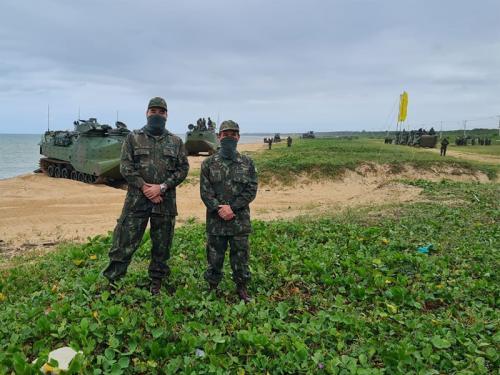 Comandantes de Força atestam a capacidade operativa do Conjugado Anfíbio