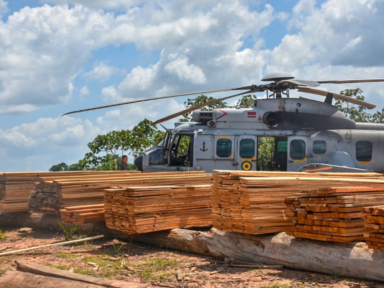 Comando Conjunto Norte divulga balanço da Operação Verde Brasil 2