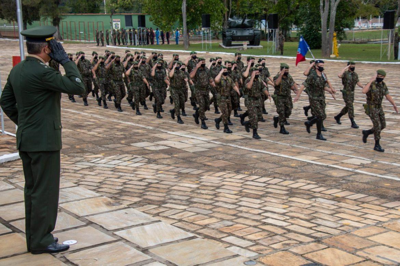 Concurso para Cursos de Formação e Graduação de Sargentos atinge número recorde de inscritos