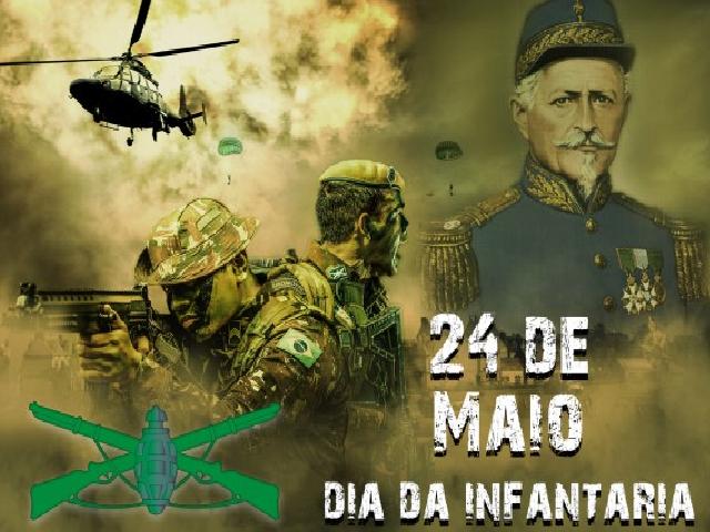 Dia da Infantaria – 24 de maio