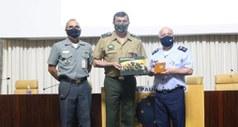 ESG promove palestra do Comandante do Exército aos alunos do CAED