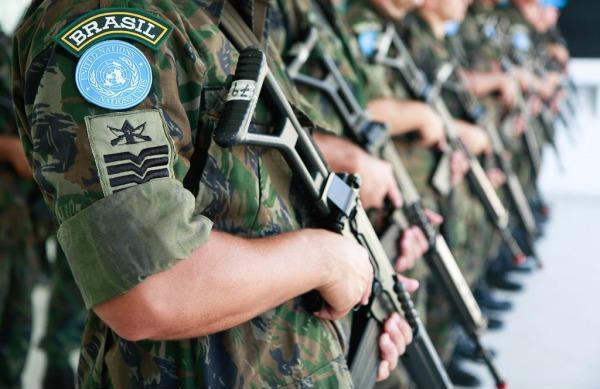 FAB participa de cinco missões de paz da ONU pelo mundo