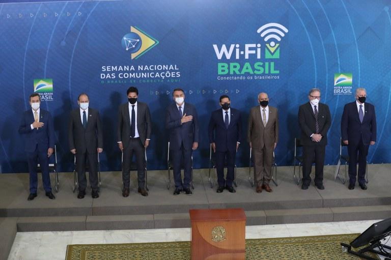 Governo anuncia novos pontos de internet do programa Wi-Fi Brasil