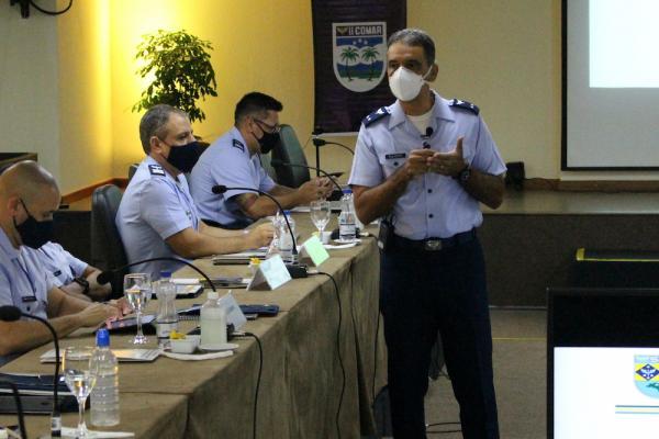 II COMAR e Organizações Militares subordinadas se reúnem em Salvador (BA)