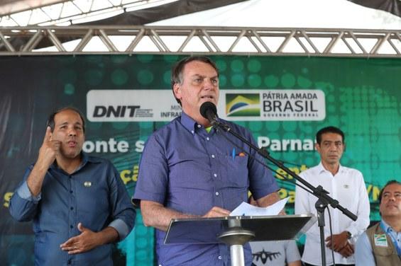 Inaugurada ponte que beneficiará o agronegócio no Nordeste