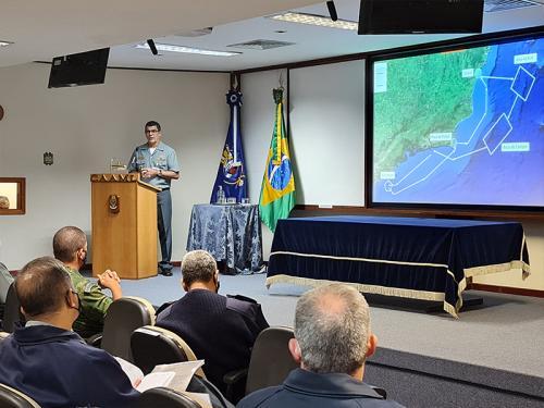 Marinha realizará duas Operações simultâneas com adestramentos por mar, terra e ar