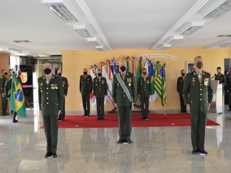 O Centro de Coordenação das Operações Logísticas do Comando Logístico tem novo Chefe