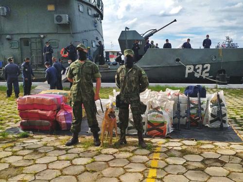 """Operação """"Ágata Amazônia"""" é encerrada na região da Tríplice Fronteira"""