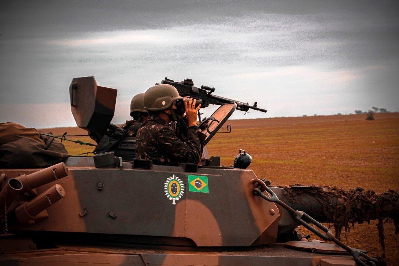 Regimento de Cavalaria prepara tropas para certificação no Sistema de Prontidão