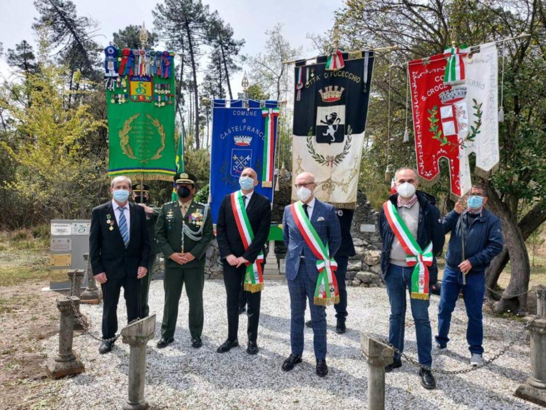 Solenidade na Itália celebra atuação brasileira na Segunda Guerra