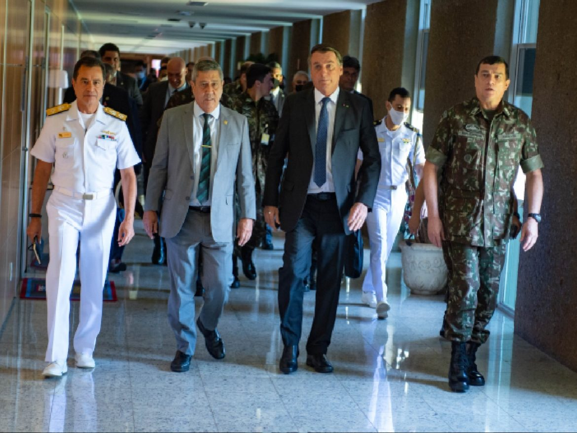 Visita do Presidente da República ao Quartel-General do Exército