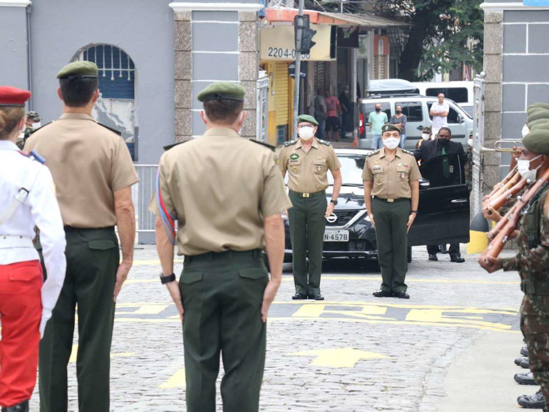 Colégio Militar do Rio de Janeiro completa 132 anos e comemora com formatura e Live