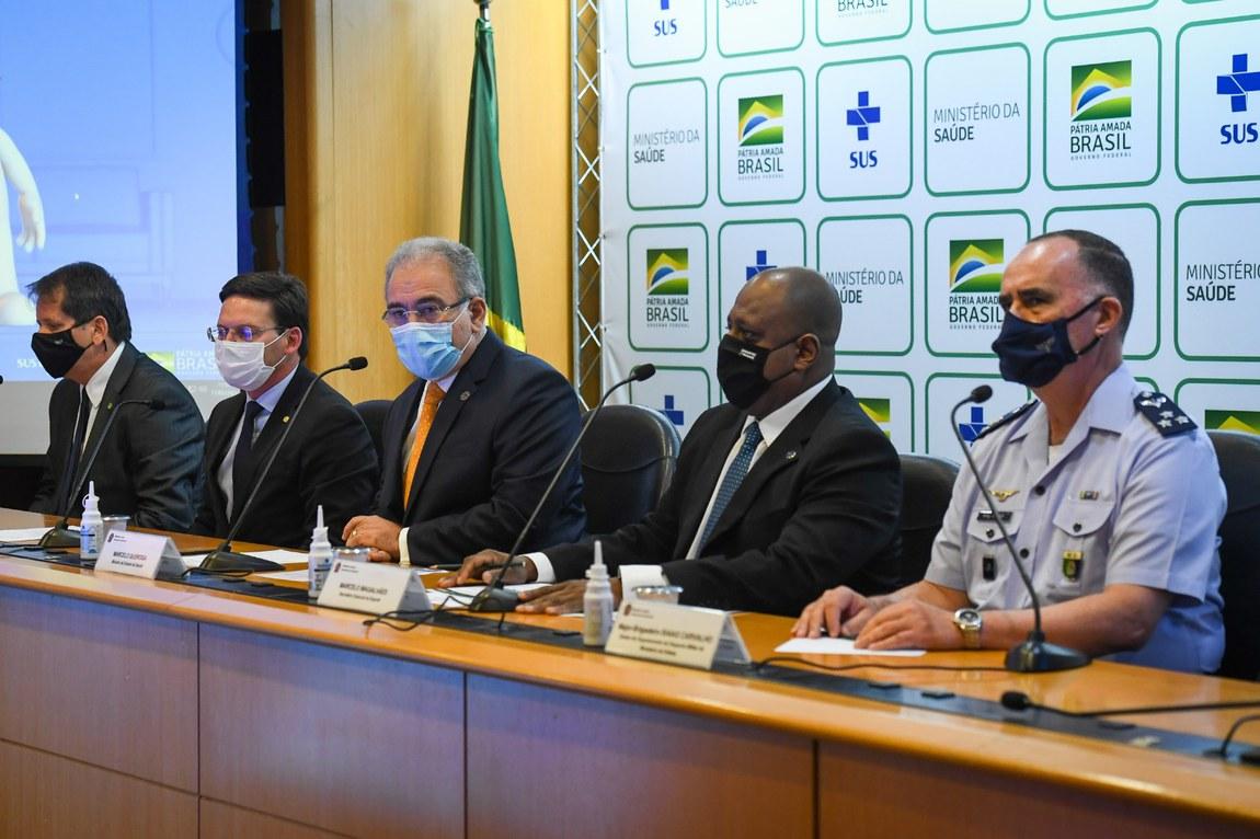 Ação interministerial possibilita vacinação de atletas olímpicos e paralímpicos