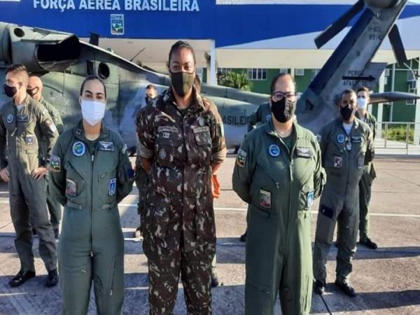 Ala 8 sedia a Instrução para Preparação de Unidades Aéreas
