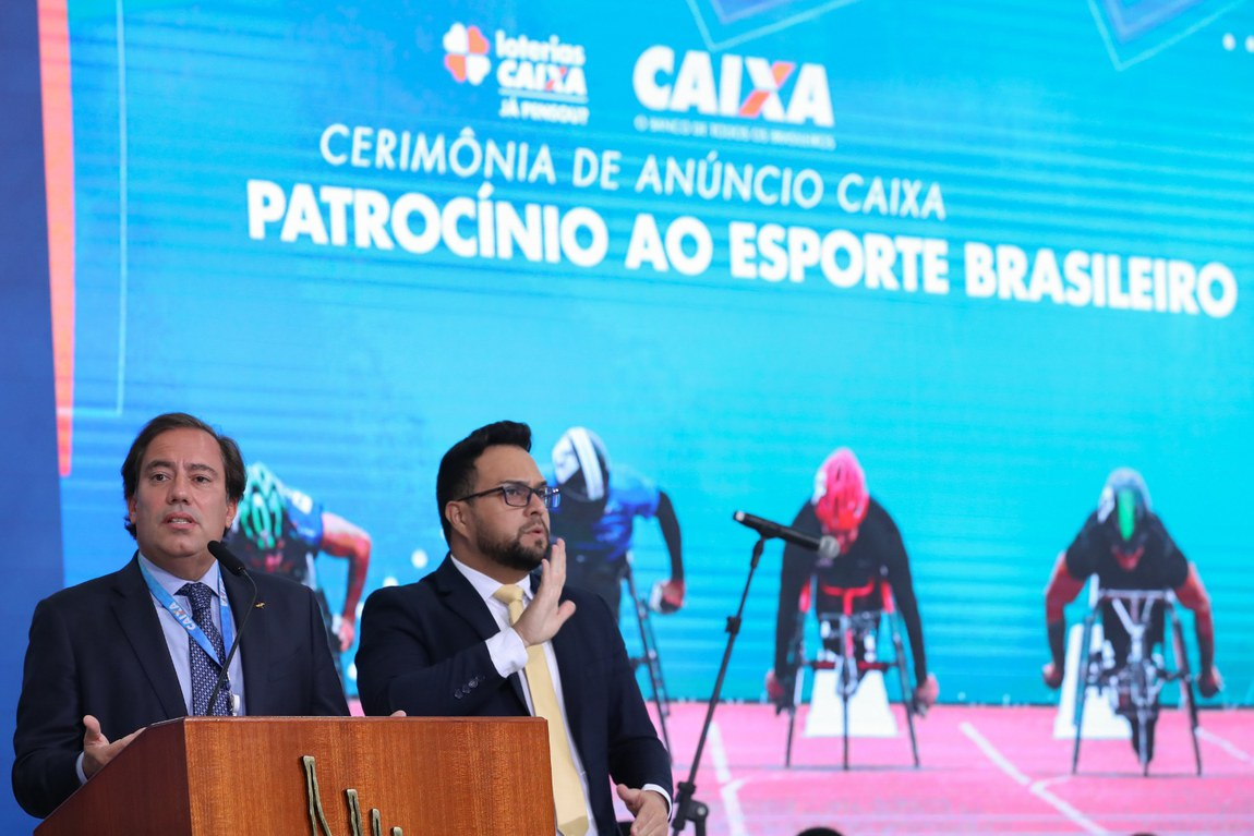 Patrocínio institucional beneficia atletas olímpicos e Centro de Educação Física Almirante Adalberto Nunes