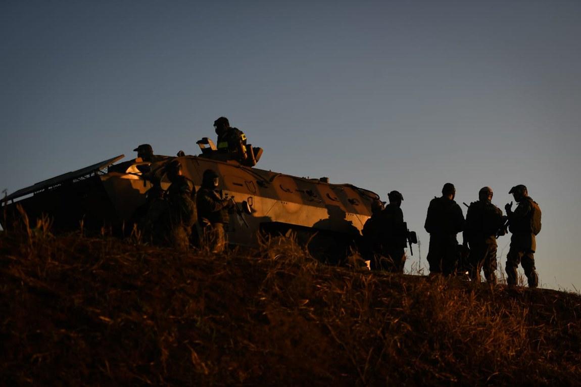 Capacitação reúne militares das três Forças Armadas