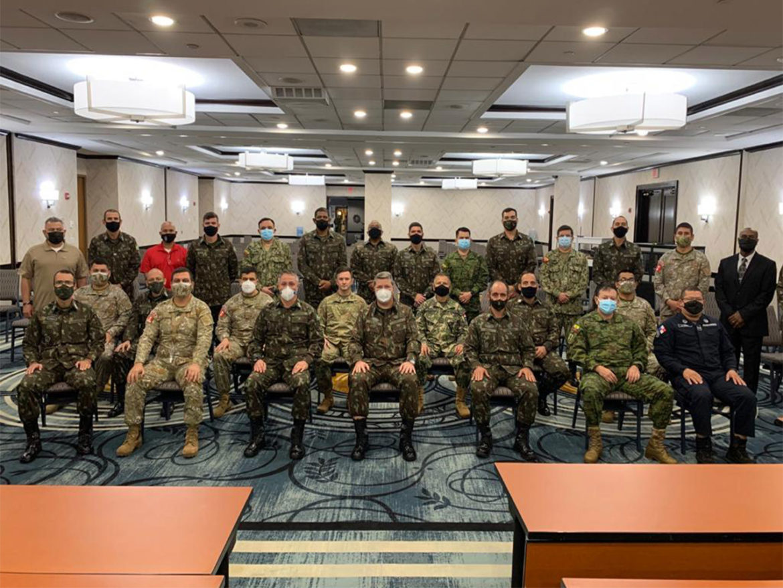 Brigada de Infantaria Motorizada participa da Operação Panamax 2021