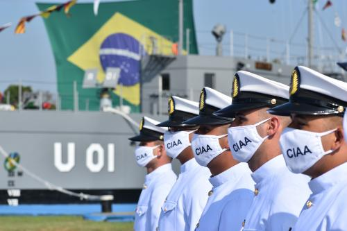 CIAA forma novos Sargentos para a Marinha