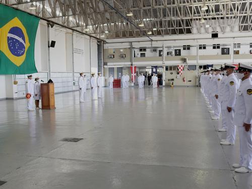 CIAAN realiza Cerimônia de Formatura do Curso Especial de Habilitação para Promoção a Sargento