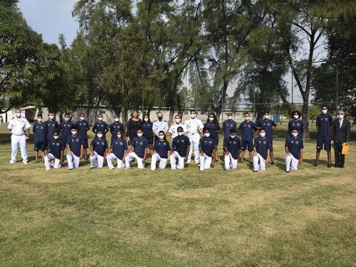 Comando da Força de Fuzileiros da Esquadra divulga Programas do Ministério da Defesa