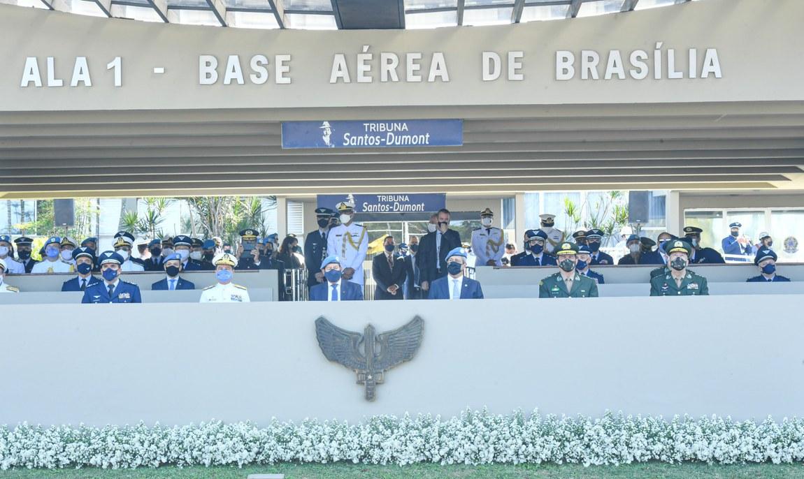 Cerimônia homenageia Dia Internacional dos Peacekeepers