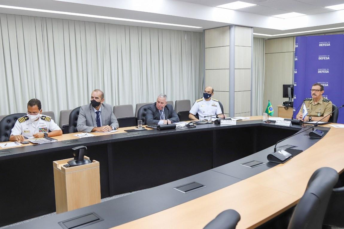 Diretores de Política de Defesa da Comunidade dos Países de Língua Portuguesa preparam encontro de Ministros