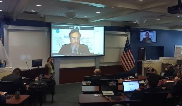 ESG participa do Exercício de Simulação de Crise do Colégio Interamericano de Defesa