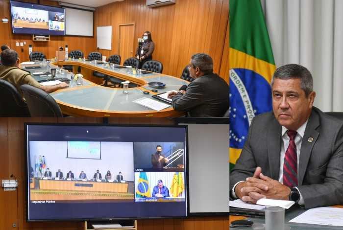 Ministério da Defesa amplia as discussões de maior proteção jurídica às Forças Armadas em Operações de GLO