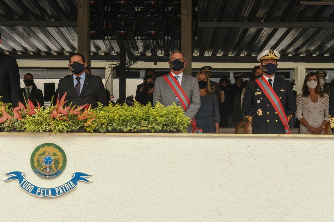 Marinha comemora 156 anos da Batalha Naval do Riachuelo