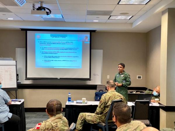 Militares da FAB participam do Exercício Multinacional Panamax 2021