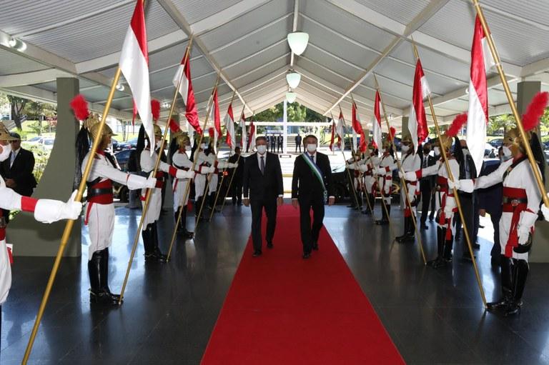 Ministério da Defesa celebra 22 anos de atuação