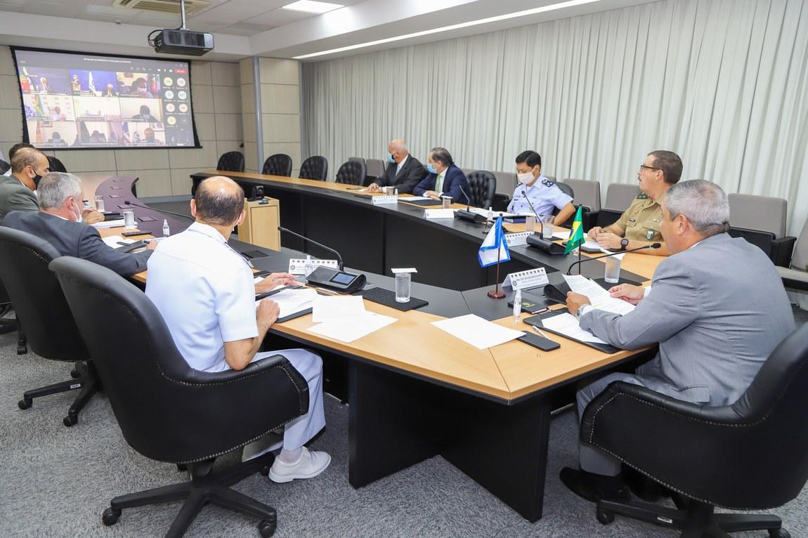 Ministros da Defesa da Comunidade de Países de Língua Portuguesa aprovam propostas para países membros