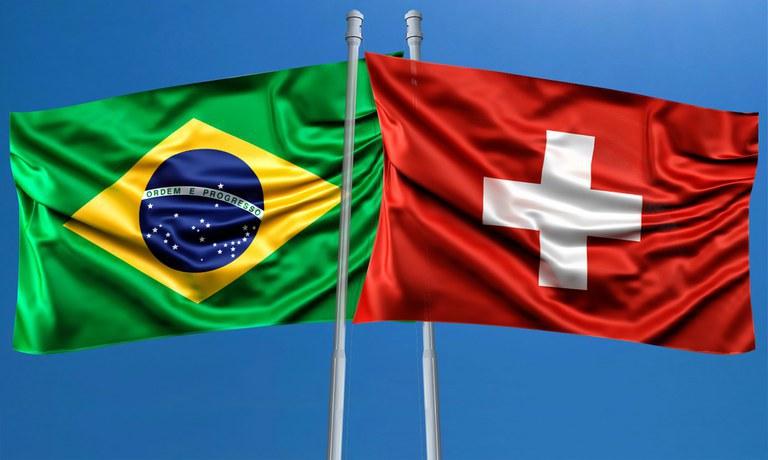 Promulgada convenção entre Brasil e Suíça para eliminar dupla tributação