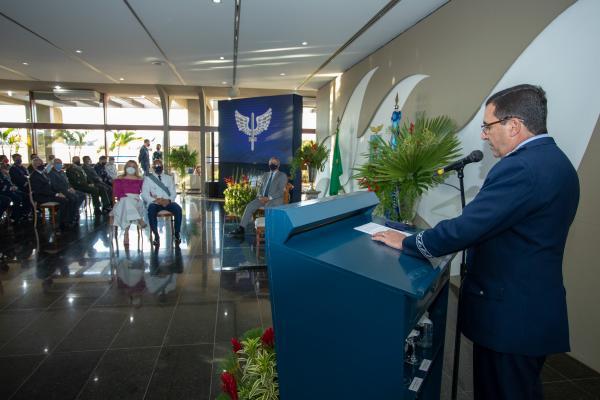 Tenente-Brigadeiro Botelho despede-se do serviço ativo da Força Aérea Brasileira