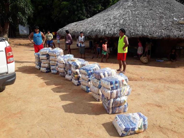 Medida Provisória abre crédito de R$ 235 milhões para apoio a comunidades indígenas