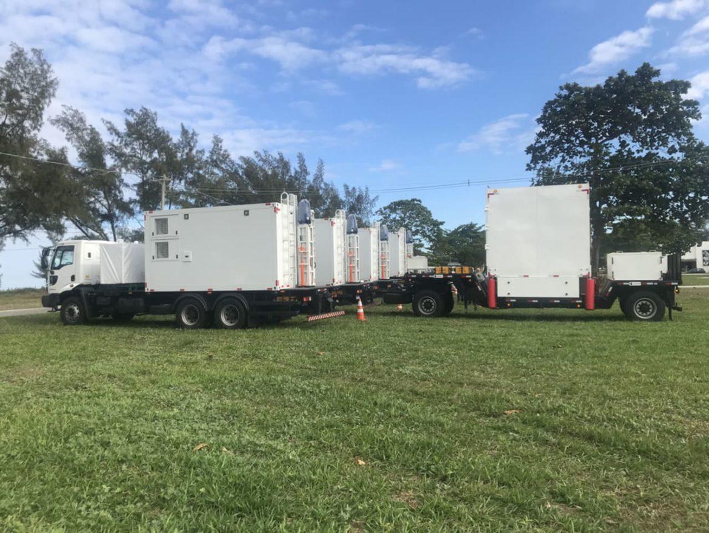 Exército recebe sistema móvel de rastreio para avaliação de mísseis e foguetes