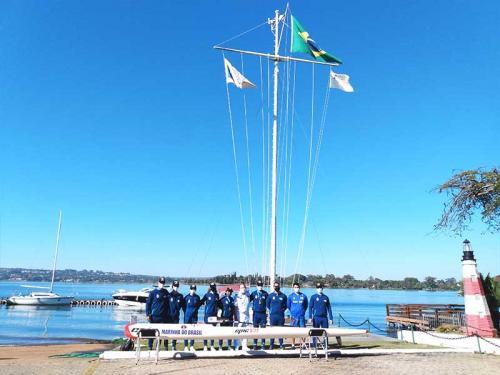 Atletas da Marinha são destaque em Mundial de Canoagem Oceânica, na Espanha