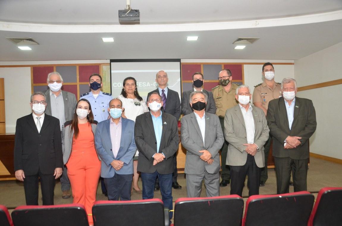 Incentivo a Polo de Defesa em Anápolis, Goiás, é tema de palestra