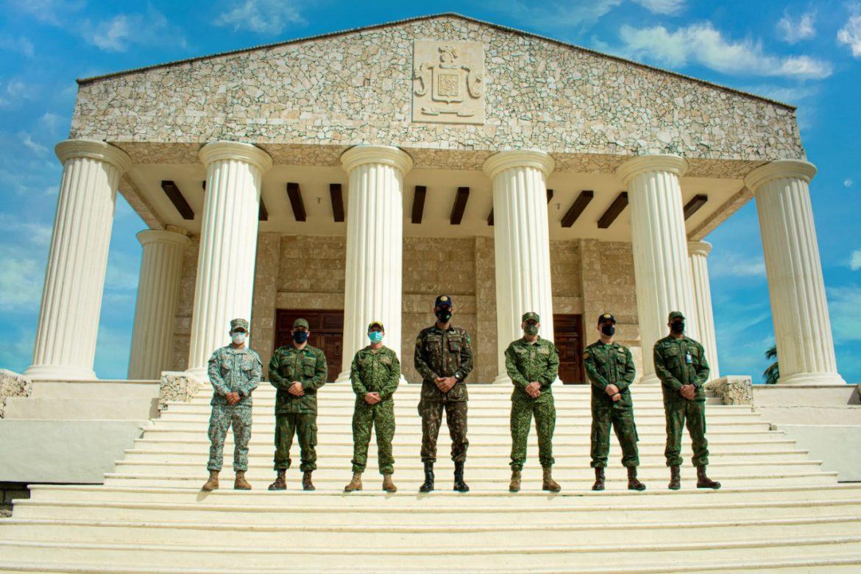 Militares brasileiros realizam Intercâmbio de Desminagem Humanitária com a Marinha da Colômbia