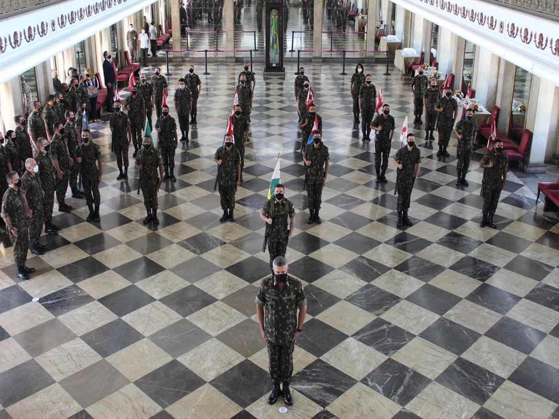 Aniversário de Criação da 1ª Região Militar