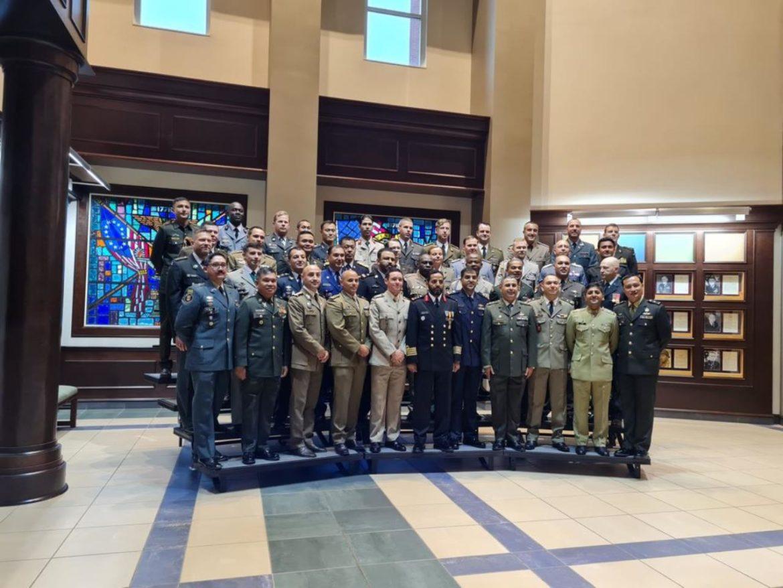 Oficial do Exército conclui o Curso de Comando e Estado-maior no Fort Leavenworth (EUA)